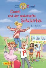 Cover-Bild Conni-Erzählbände 37: Conni und der zauberhafte Schulzirkus