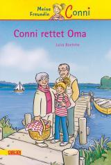 Cover-Bild Conni-Erzählbände 7: Conni rettet Oma