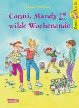 Cover-Bild Conni, Mandy und das wilde Wochenende