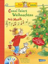 Cover-Bild Conni Musicalbuch: Conni feiert Weihnachten mit Musik