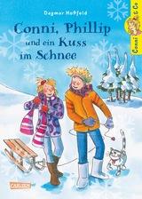 Cover-Bild Conni, Phillip und ein Kuss im Schnee