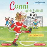 Cover-Bild Conni spielt Fußball (Meine Freundin Conni - ab 3 )