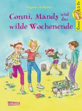 Cover-Bild Conni & Co 13: Conni, Mandy und das wilde Wochenende