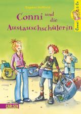 Cover-Bild Conni & Co 3: Conni und die Austauschschülerin