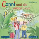 Cover-Bild Conni und die wilden Tiere (Meine Freundin Conni - ab 6 23)