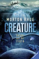 Cover-Bild Creature. Gefahr aus der Tiefe