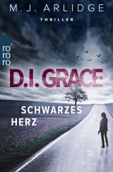 Cover-Bild D.I. Grace: Schwarzes Herz