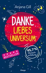 Cover-Bild Danke, liebes Universum