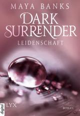 Cover-Bild Dark Surrender - Leidenschaft