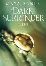 Cover-Bild Dark Surrender - Liebe