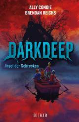 Cover-Bild Darkdeep – Insel der Schrecken