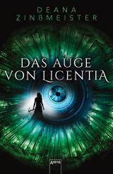 Cover-Bild Das Auge von Licentia