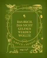 Cover-Bild Das Buch, das nicht gelesen werden wollte