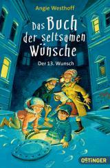 Cover-Bild Das Buch der seltsamen Wünsche