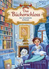 Cover-Bild Das Bücherschloss (Band 2) - Der verzauberte Schlüssel