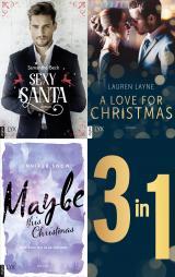 Cover-Bild Das Christmas-Bundle: Drei Weihnachtsromane in einem E-Book