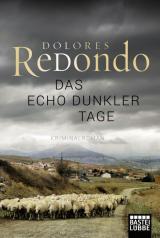 Cover-Bild Das Echo dunkler Tage