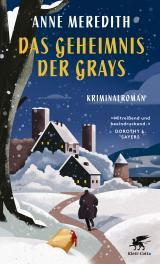 Cover-Bild Das Geheimnis der Grays
