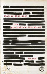 Cover-Bild Das geschwärzte Notizbuch