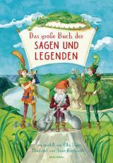 Cover-Bild Das große Buch der Sagen und Legenden für Kinder