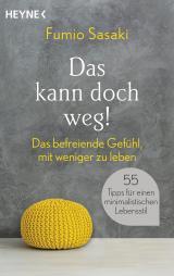 Cover-Bild Das kann doch weg!
