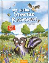 Cover-Bild Das kleine Stinktier Riechtsogut