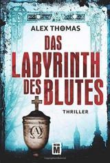 Cover-Bild Das Labyrinth des Blutes