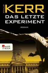 Cover-Bild Das letzte Experiment