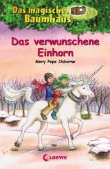 Cover-Bild Das magische Baumhaus 34 - Das verwunschene Einhorn