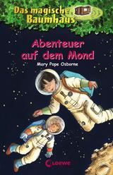 Cover-Bild Das magische Baumhaus – Abenteuer auf dem Mond