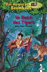 Cover-Bild Das magische Baumhaus - Im Reich des Tigers