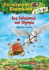 Cover-Bild Das magische Baumhaus junior 19 - Das Geheimnis von Olympia