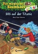 Cover-Bild Das magische Baumhaus junior 20 - SOS auf der Titanic