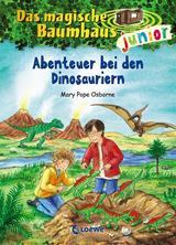 Cover-Bild Das magische Baumhaus junior – Abenteuer bei den Dinosauriern