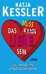 Cover-Bild Das muss Liebe sein