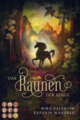 Cover-Bild Das Raunen der Berge (Die Keloria-Saga 2)