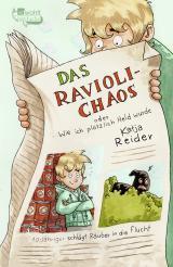 Cover-Bild Das Ravioli-Chaos oder Wie ich plötzlich Held wurde