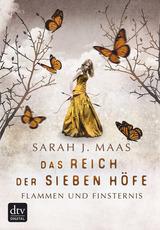 Cover-Bild Das Reich der Sieben Höfe – Flammen und Finsternis Band 2