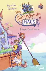 Cover-Bild Das Springende Haus. Einsame Insel voraus!