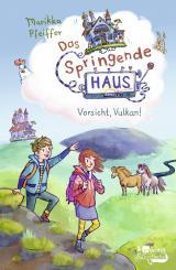 Cover-Bild Das Springende Haus. Vorsicht, Vulkan!