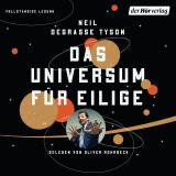 Cover-Bild Das Universum für Eilige