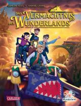 Cover-Bild Das Vermächtnis des Wunderlands (Abenteuer Miniatur Wunderland 1)