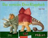 Cover-Bild Das verrückte Dino-Klappbuch