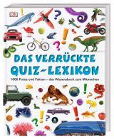 Cover-Bild Das verrückte Quiz-Lexikon