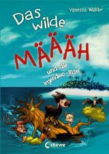 Cover-Bild Das wilde Mäh und die Irgendwo-Insel (Band 3)