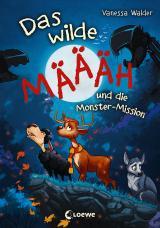 Cover-Bild Das wilde Mäh und die Monster-Mission (Band 2)