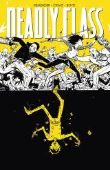 Cover-Bild Deadly Class 4: Stirb für mich!
