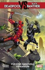 Cover-Bild Deadpool vs. Black Panther