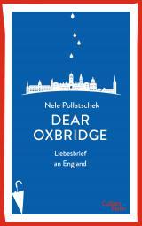 Cover-Bild Dear Oxbridge