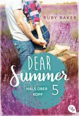Cover-Bild Dear Summer - Hals über Kopf